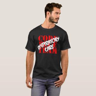 RESPIRATORY CARE CODE TEAM by Slipperywindow T-Shirt