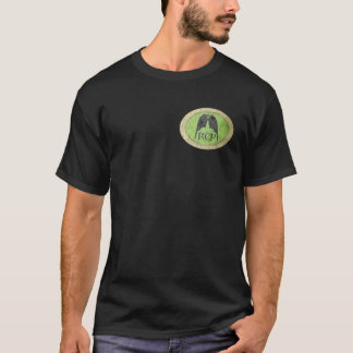 RESPIRATORY CARE SYMBOL by B.McNutt T-Shirt
