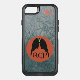 RESPIRATORY RCP CUSTOMIZABLE by Slipperywindow OtterBox Commuter iPhone 8/7 Case