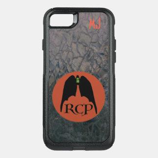 RESPIRATORY RCP CUSTOMIZABLE by Slipperywindow OtterBox Commuter iPhone 8/7 Case