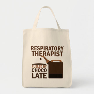 Respiratory Therapist (Funny) Gift Grocery Tote Bag