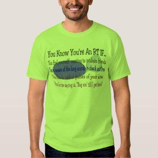 Respiratory Therapist Gifts Shirt