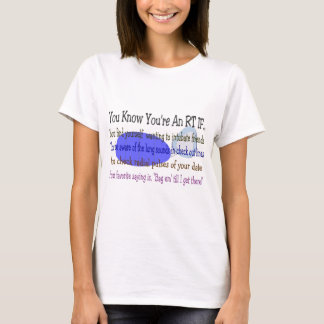 Respiratory Therapist Gifts T-Shirt