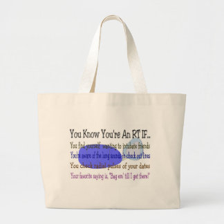 Respiratory Therapist Gifts Tote Bags