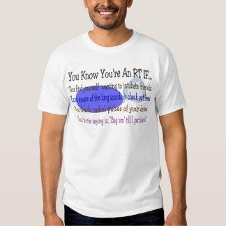 Respiratory Therapist Gifts Tshirt