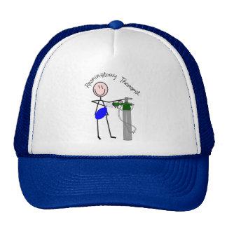 Respiratory Therapist O2 & Ambu Bag Design Trucker Hat