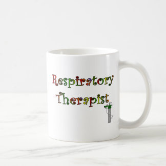 Respiratory Therapist O2 Tank Design Coffee Mug