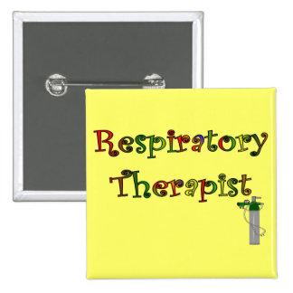 Respiratory Therapist O2 Tank Design Pin