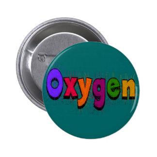 Respiratory Therapist Oxygen T-Shirts Gifts Pinback Button