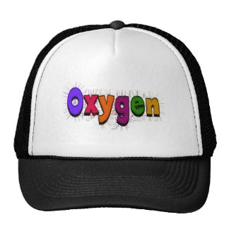 "Respiratory Therapist ""Oxygen"" T-Shirts & Gifts Trucker Hats"
