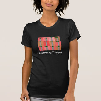 Respiratory Therapist Pink Popart Gifts Tees
