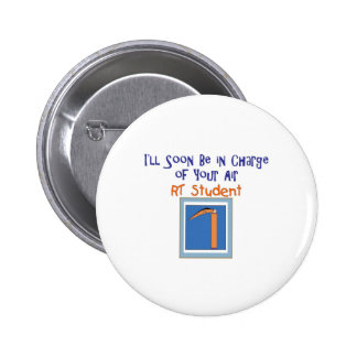 Respiratory Therapist student RT gifts Pinback Buttons