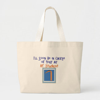 Respiratory Therapist (student) RT gifts Large Tote Bag