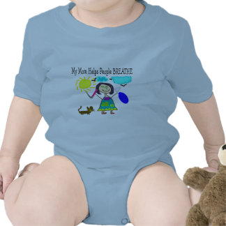 Respiratory Therapists Childrens Gifts Shirts