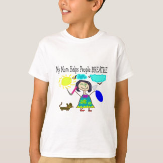 Respiratory Therapists Childrens Gifts T Shirts