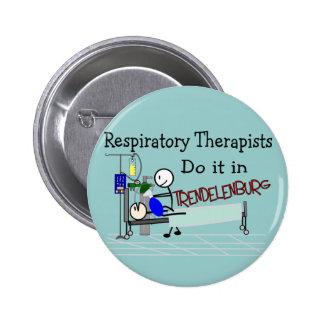 Respiratory Therapists do it in Trendelenburg Pin