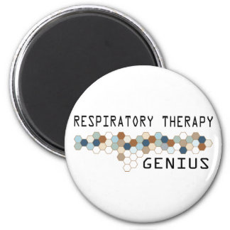 Respiratory Therapy Genius 2 Inch Round Magnet