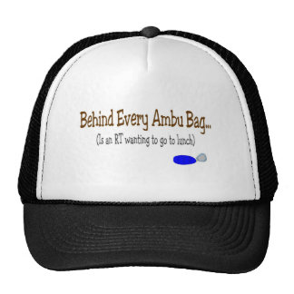 Respiratory Therapy Gifts Hat