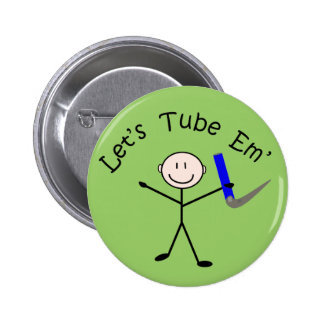 Respiratory Therapy Stick Person Let s Tube Em Buttons