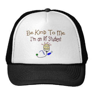 Respiratory Therapy Student Funny Gifts Trucker Hat