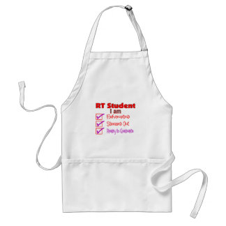 Respiratory Therapy Student--Stressed Out! Standard Apron
