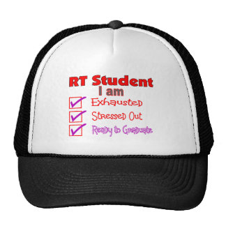 Respiratory Therapy Student--Stressed Out! Trucker Hat