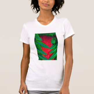 Resplendent Quetzal feather design T-Shirt