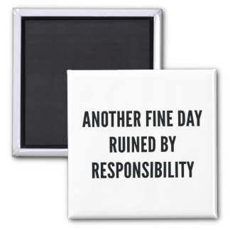 Responsibility Magnet