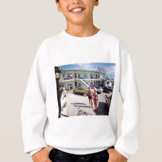 Rest Cove Motel in the 1960's Sweatshirt