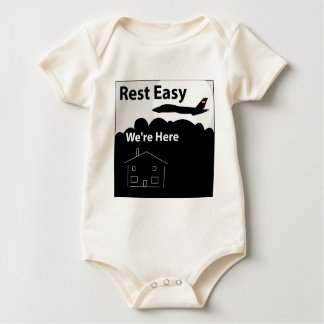 Rest Easy Baby Bodysuit