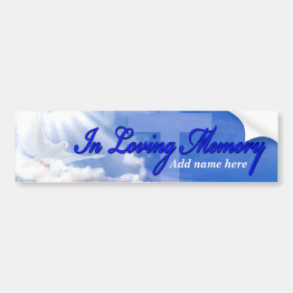 Rest In Peace_ Bumper Sticker
