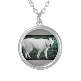 rest in peace China Silver Plated Necklace