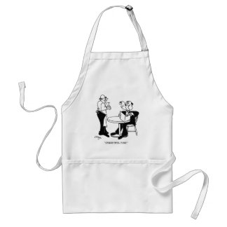 Restaurant Cartoon 4334 Standard Apron