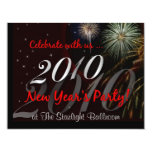 Restaurant - Club - New Year's Eve Party Personalized Invites
