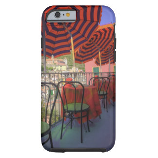 Restaurant in hillside town of Vernazza, Cinque Tough iPhone 6 Case