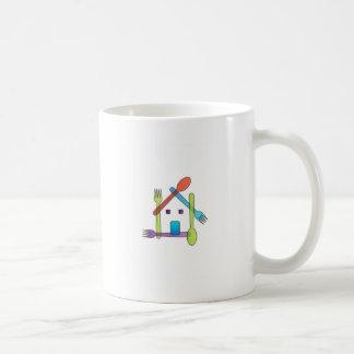 restaurant or a cafe coffee mug