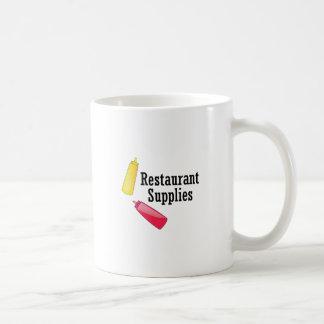 Restaurant Supplies Basic White Mug