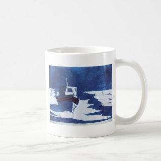 resting boat mugs