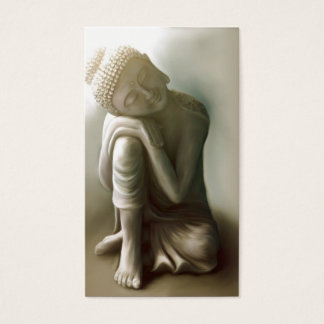 Resting Buddha Business Card