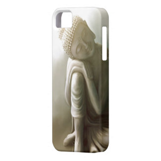 Resting Buddha iPhone 5 Covers