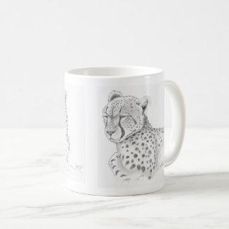 Resting  Cheetahs  Mug