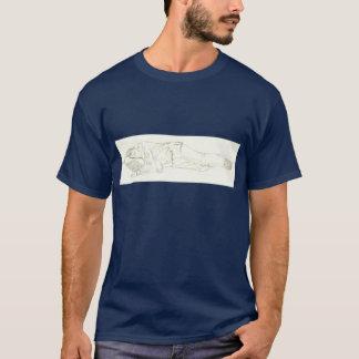 Resting (Dark T-Shirt) T-Shirt