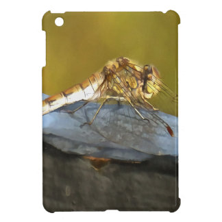 Resting Dragonfly Case For The iPad Mini