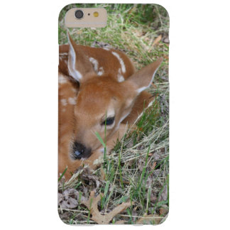 resting fawn barely there iPhone 6 plus case