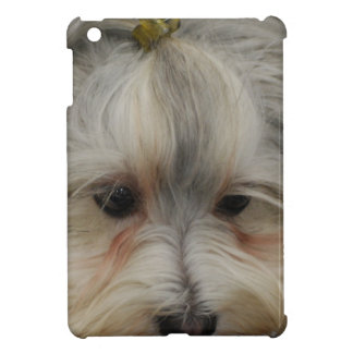 Resting Havanese Dog Cover For The iPad Mini