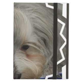 Resting Havanese Dog iPad Air Cover