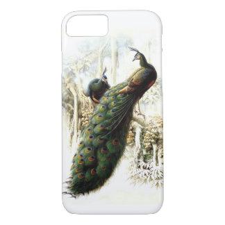 Resting Peacocks Case-Mate iPhone Case
