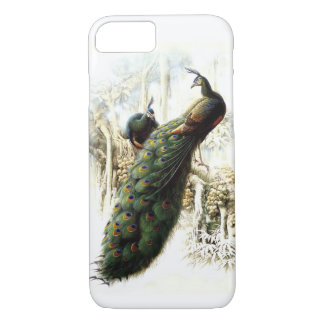 Resting Peacocks iPhone 7 Case