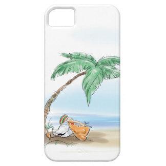 Resting Pelican iPhone 5 Case