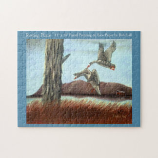 Resting Place Jigsaw Puzzle